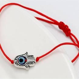 Hamsa Red String Bracelets