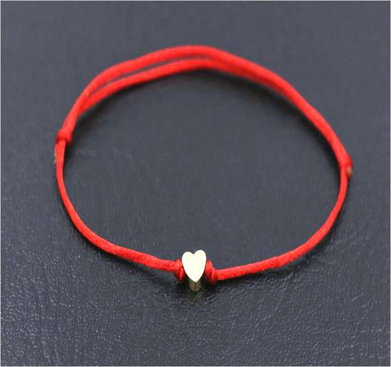 Heart Love Red string heart