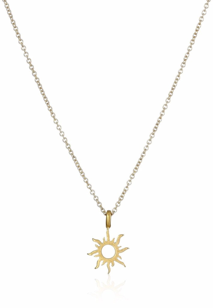 Good Vibes Necklace for Mazel