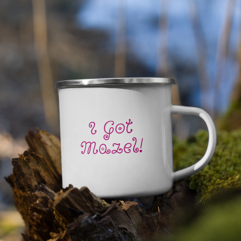 I Got Mazel Mug enamal mockup_Right_Lifestyle-6_12oz_White