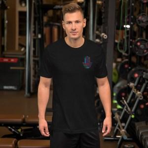 Hamsa Mazel Short-Sleeve Unisex T-Shirt
