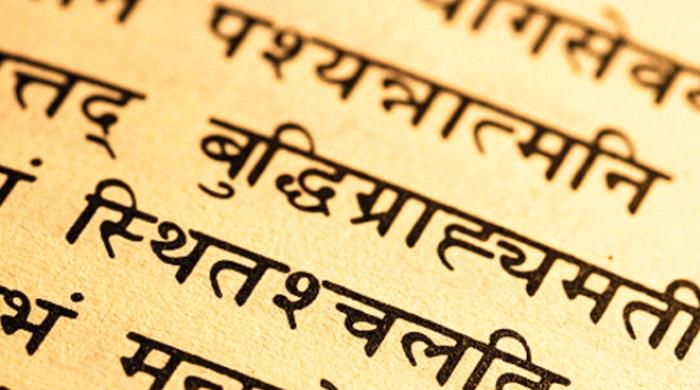 संस्कृत भाषेचा अभिमान वाटणारी किमया..