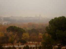 Frías nieblas de otoño