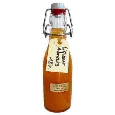 nos liqueurs : Liqueur Abricot