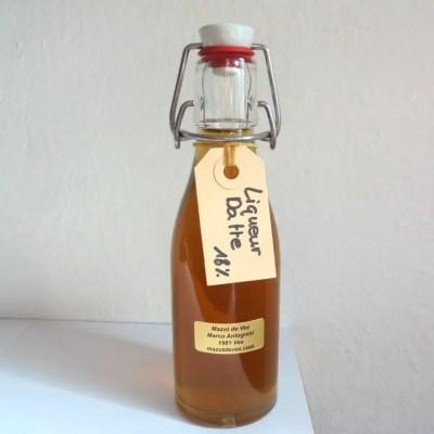 mazot de vex liqueur datte artisanale