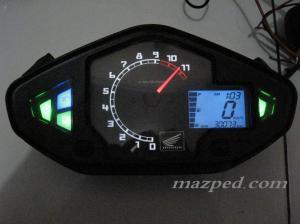 Wiring Diagram Spido NMP   MAZPED