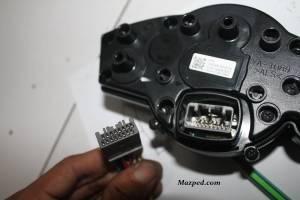 Wiring Diagram Spido HiBro ( New Vixion Lighting ) | MAZPED