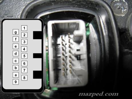 Pasang Spido NMP di Verza bag 1 ( Wiring Diagram ( PIN OUT ) Spido NMP Fi )   MAZPED