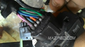 Wiring Diagram RABS ( Remote Answer Back System ) Honda
