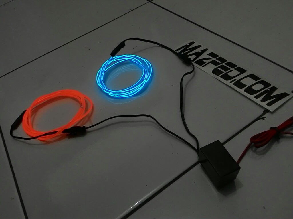 Gambar Mengenal El Wire Mazpedia Com Jpeg Gif Best Pictures Diagram Nice Electroluminescent Ensign Wiring Ideas
