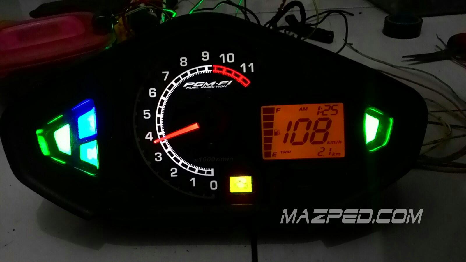 Wiring Diagram Spido Hi Bro New Vixion Lighting 25 Mei 2013 Mazpedia Com Pasang Nmp Di