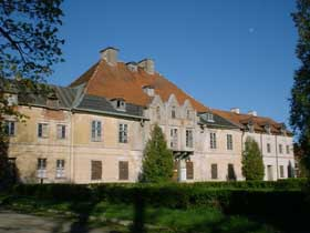 Sztynort - Pałac Rodu Lehndorf