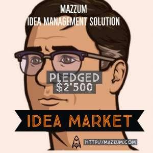 Adobe Spark Idea Market