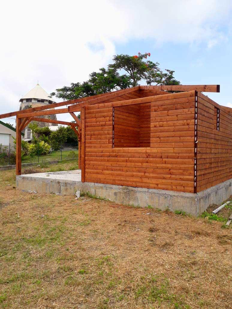 Nos Ralisations Maison En Bois Maison Bois Eco