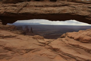 Mesa Arch (Canyonlands National Park)