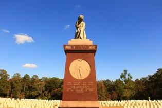 Iowa Monument - Andersonville