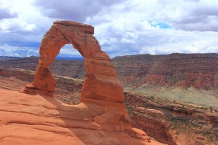 Delicate Arch (Arches National Park)