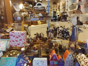 Bruges Chocolate Shop