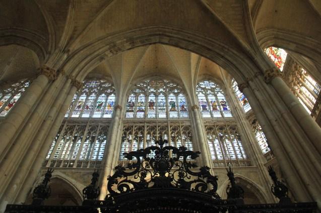 Saint Ouen in Rouen