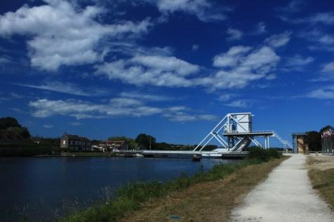 Replacement Pegasus Bridge