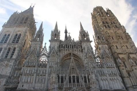Cathedral of Notre Dame in Rouen