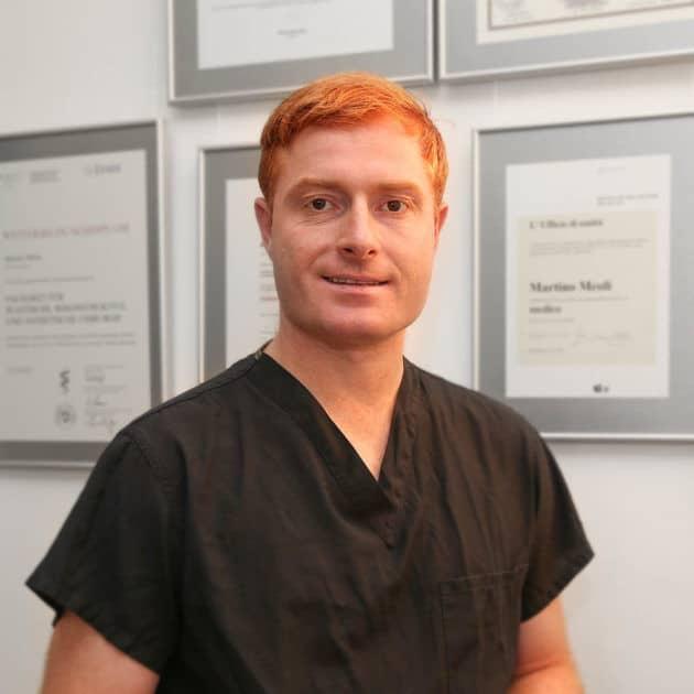 dr. medico Martino Meoli specialista FMH chirurgia plastica, ricostruttiva ed estetica