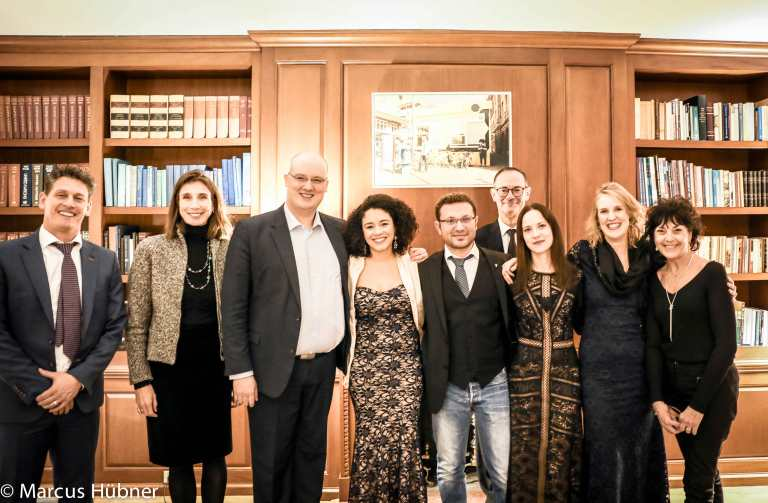 Successful Luxembourgian musical showcase in New York
