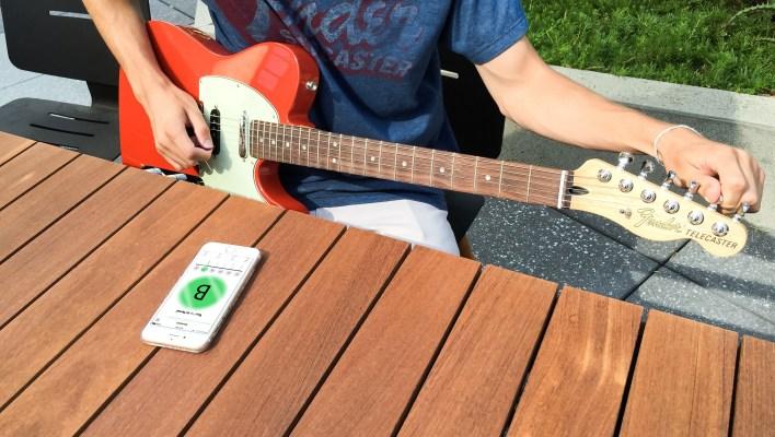 fender® ignites new digital era with app launch fender tune™ for iphone - fmic