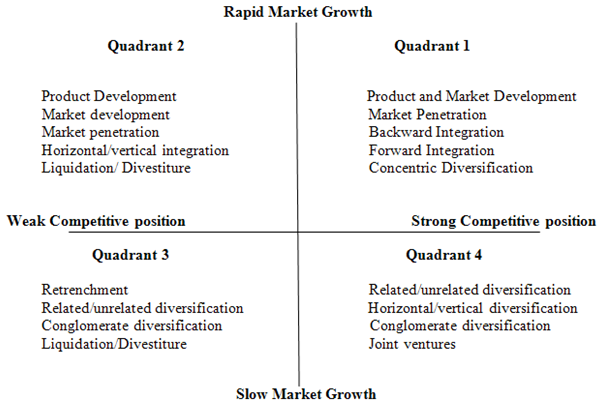 Contoh concentric diversification strategy