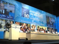 Vikas gets into IE, Spain