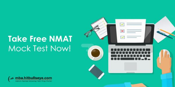 Apart from the free NMAT Mock Test Series, you can also get two paid NMAT Mocks. The paid test has 216 questions altogether.