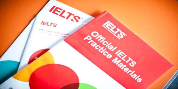 There are two books in the Official IELTS Practice Materials Book. It is a small book and contains some valuable IELTS preparation tips.