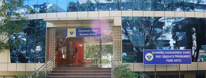 Dayananda Sagar Business School