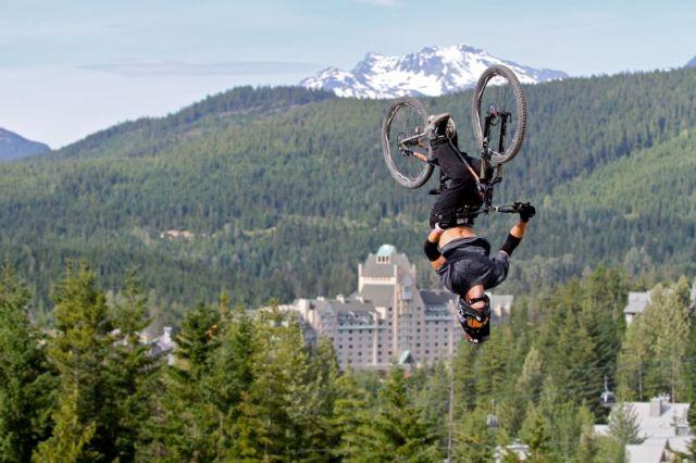 Photo of the Day: Crankworx, 2011   Mountain Bike Action ...