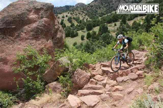 Home of Mountain Bike Action Magazine.