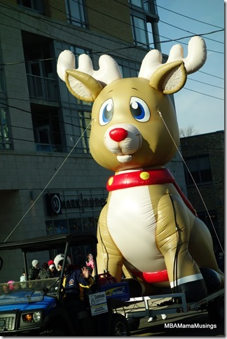 Rudolph Blow Up