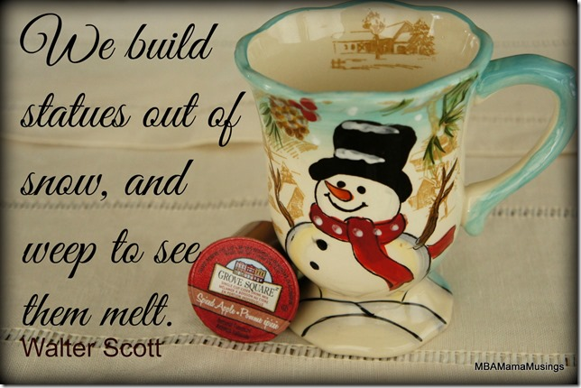 sunday morning coffee ecscoffee quotes snowman