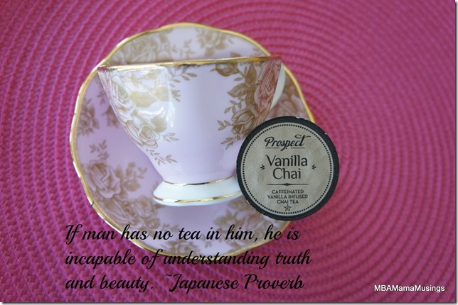 Tea and Truth Prospect Vanilla Chai