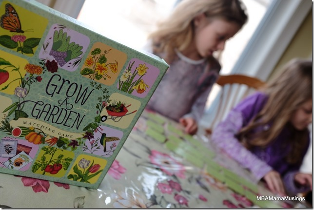 Box Shot from Grow a Garden Matching Game