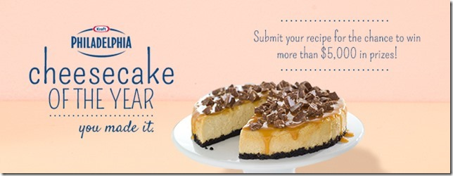 Philly Cheesecake of the Year Contest