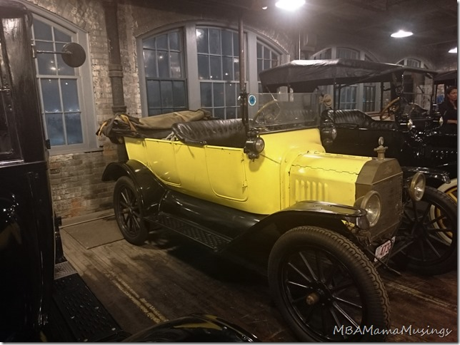 Canadian Model T Ford