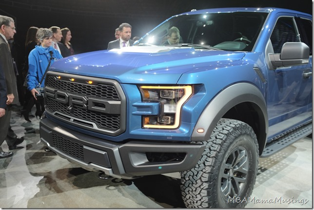 Ford 2015 F-150 Raptor NAIAS