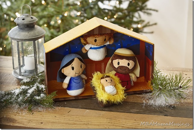 itty bittys® Nativity Set. MSRP $39.95 per set