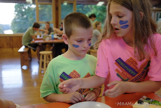 Ontario Pioneer Camp Cake Decorating Contest