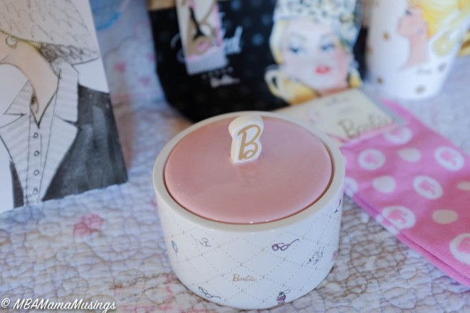 Hallmark Barbie Trinket Box