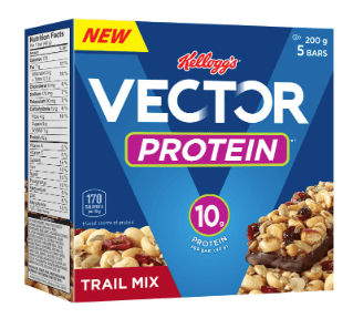 Vector Protein Bars Trail Mix
