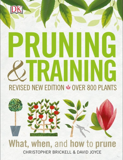 Pruning Canadian plants DK Books giveaway