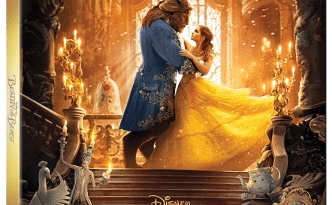 Beauty and the Beast Live Action DVD Giveaway