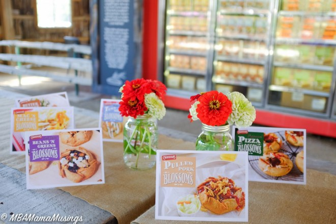 Savoury Blossom Flavours Available at Chudleigh's Apple Farm
