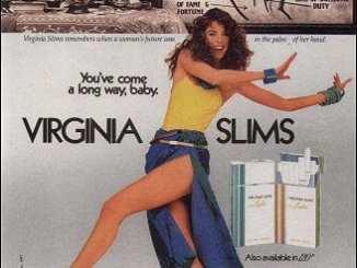 1978 Virginia Slims Ad